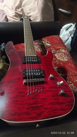Продам гитару Cort kx1q