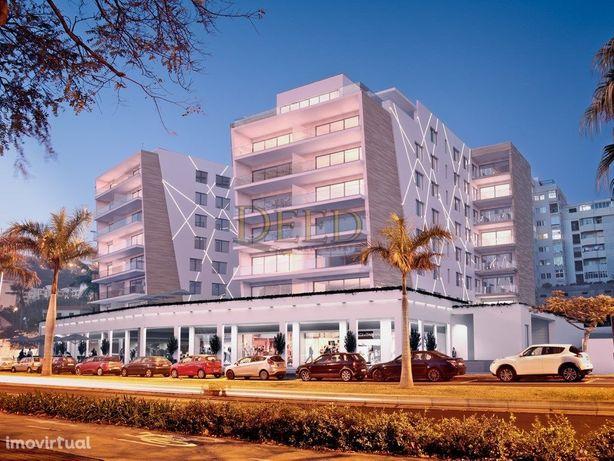 Apartamento T2 - São Lucas Residence