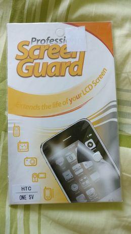 Profesjonalna folia ochronna LCD HTC ONE SV