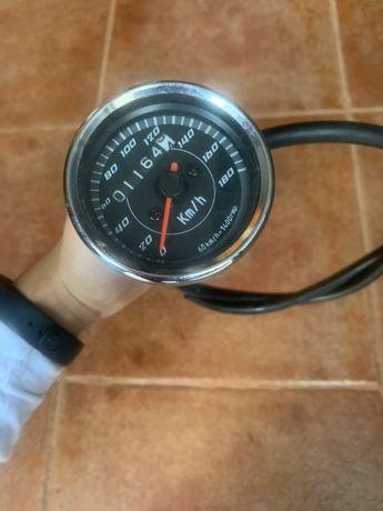 Velocimetro analogico