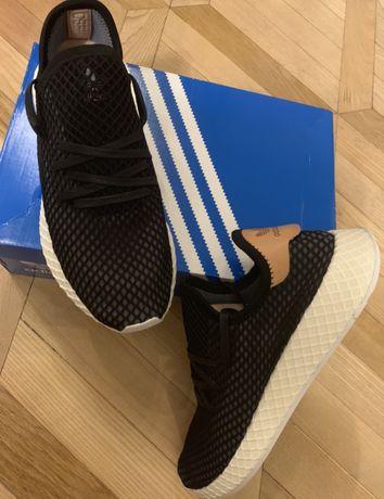 Оригинальные кроссовки Adidas Deerupt Runner B41758