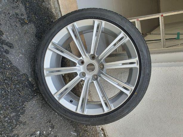 """Vendo 1 Jante 20"""" BMW + Pneu Bridgestone 245/40ZR20 95Y novo a estrear"""