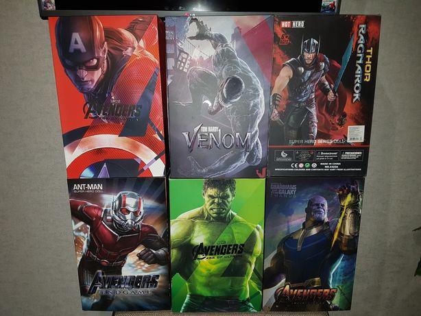 Колекционные фигурки Супергероев Марвел, 33см:Тор,Халк,Танос и другие!