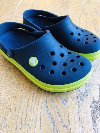 Klapki crocs r.30-31 C13 buty do wody