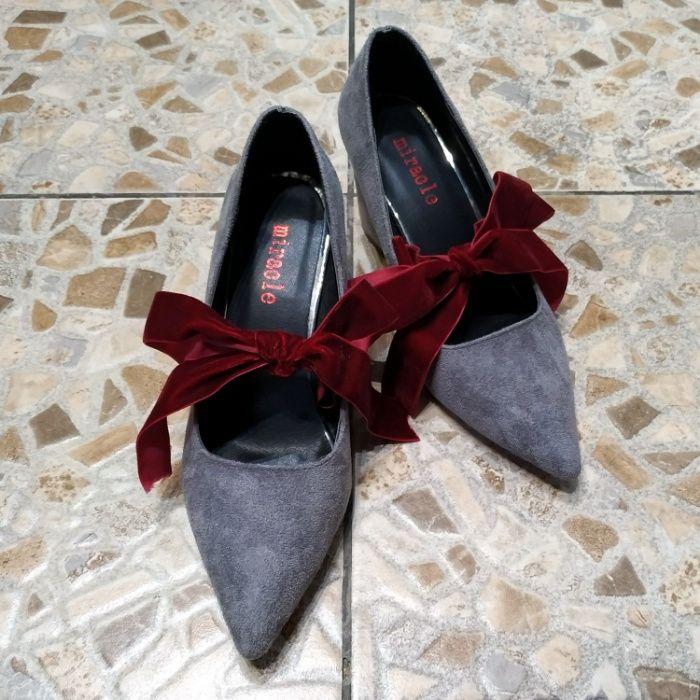 Новые женские туфли. Каблук 7 см. Донецк - изображение 1