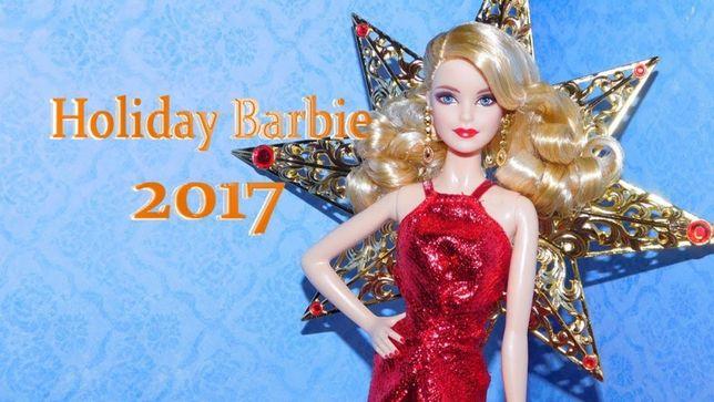 Holiday Barbie 2017 Коллекционная кукла Барби