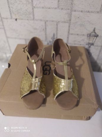 Туфли бальные танцы