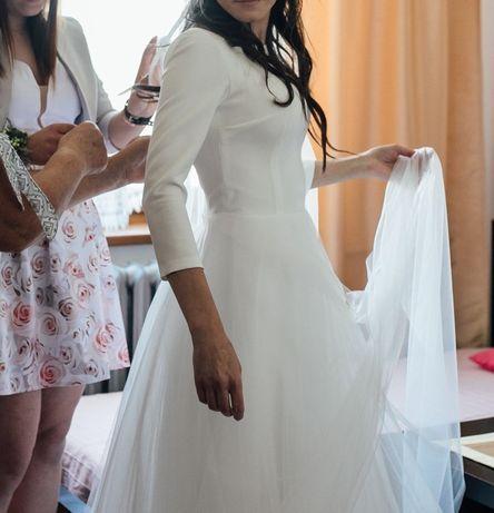 Suknia ślubna NINA Laurelle xs
