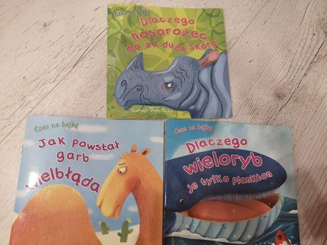 3 książki dla dzieci