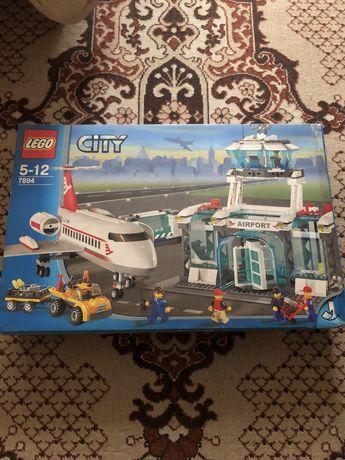 Lego City Аэропорт.