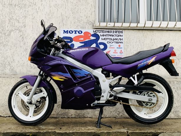 Suzuki GS 500 E мотоцикл с Германии
