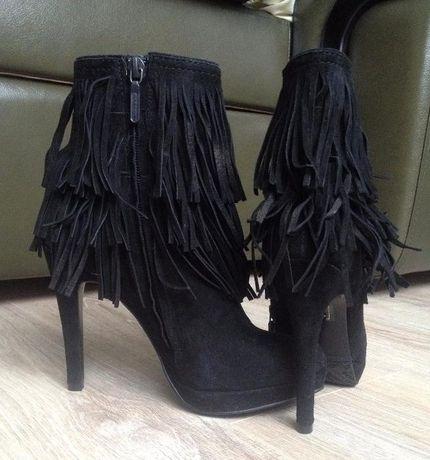 ботинки новые Carlo Pazolini