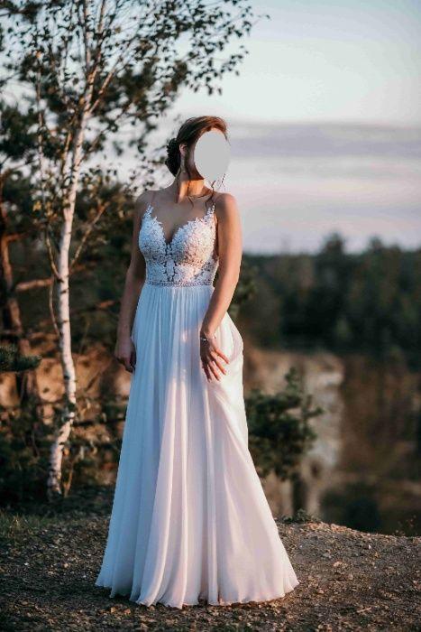 suknia ślubna Inet Gorzyczki - image 1