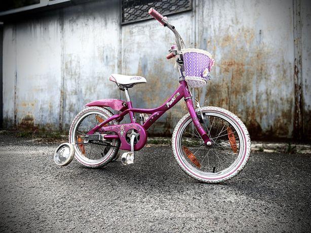 Дитячій велосипед Giant Puddin 16 з кошиком