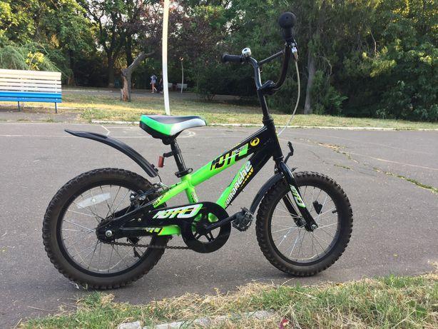 Велосипед Comanche Moto W16, рама 8