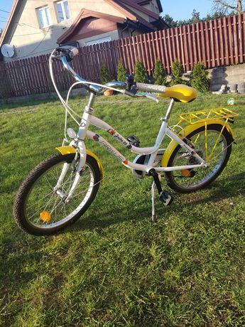 Nowy rower dziecięcy