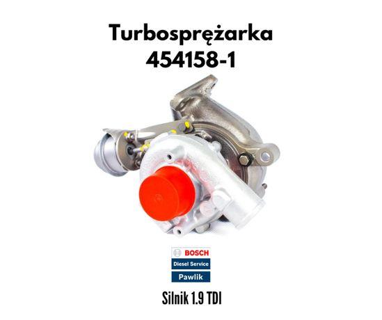 Turbina 1.9 TDI Audi, Skoda, VW