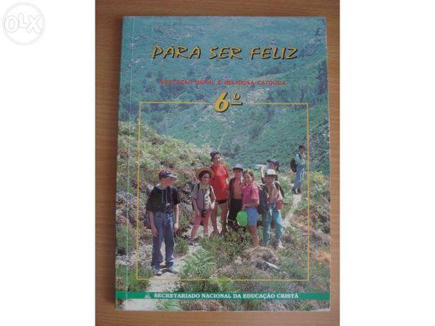 Livro educação Moral e Religiosa Católica 6º Ano