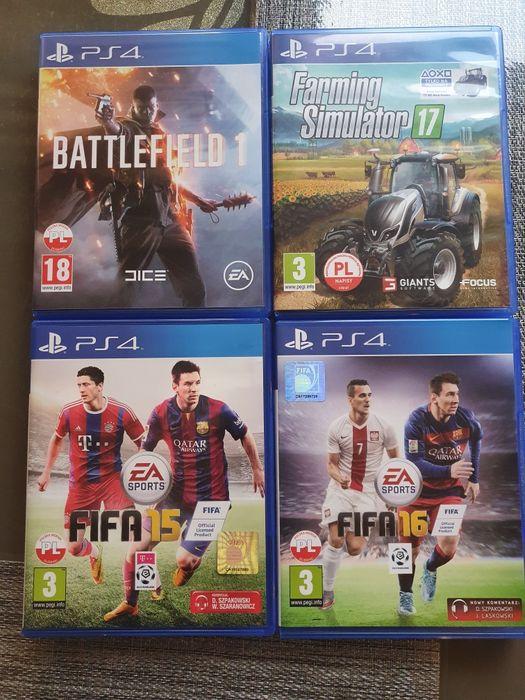 Sprzedam gry do PS4 Gwiździny - image 1