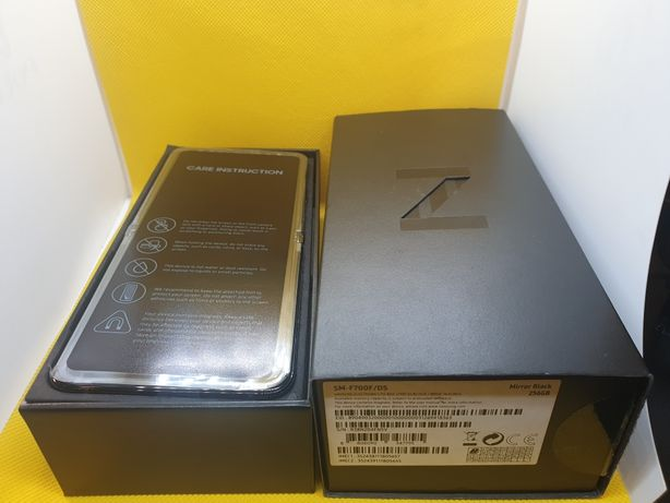 Nowy Samsung Galaxy Z Flip na note 20 10+ plus S10 S21 ultra 5G S20 fe