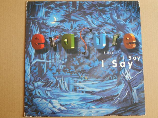 Erasure – I Say I Say I Say (Mute – STUMM 115, UK) booklet NM-/NM-