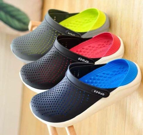 Мужские Кроксы Crocs LiteRide Купить Кроксы Оригинал