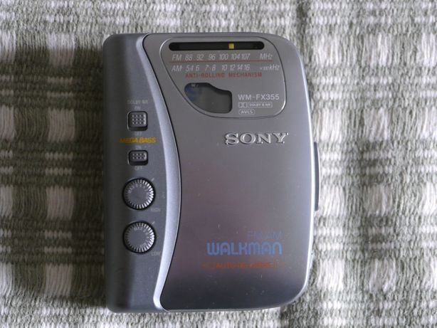 Walkman Sony WM-FX355