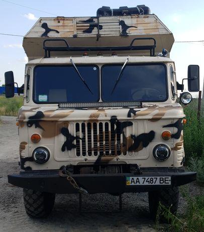 ГАЗ 66 (Шишига, Шишарик, не ЗИЛ, УрАл, КамАЗ, УАЗ)