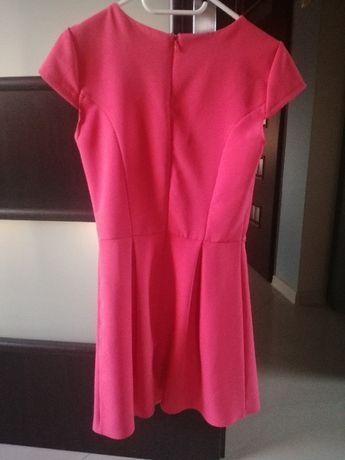 Sukienka, rozmiar s, róż