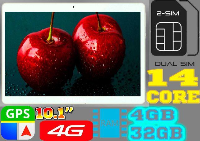 4G планшет телефон Galaxy TAB PRO 10 2Sim, GPS,3G, 4/32GB GPS