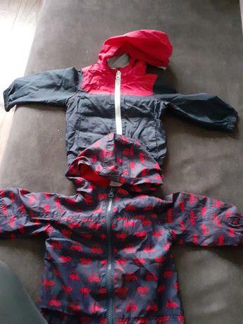 Cienkie kurtki dla chłopca