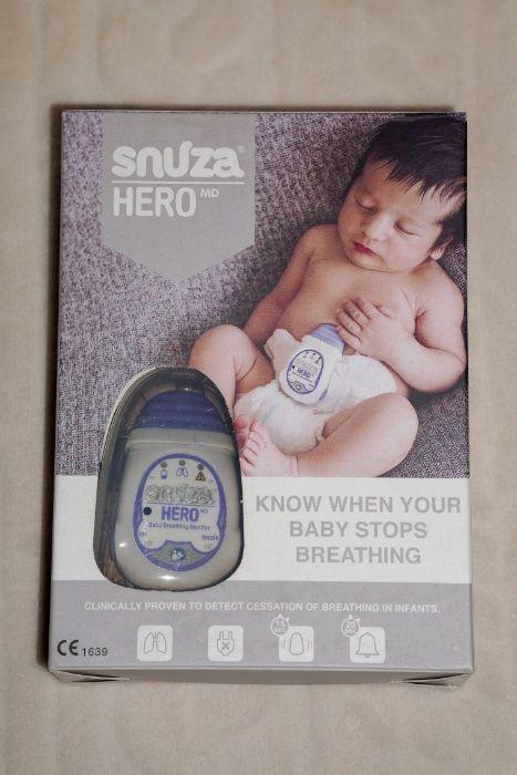 Snuza Hero MD monitor oddechu dla niemowląt Warszawa - image 1