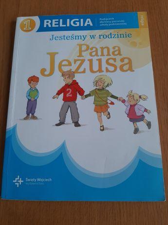 Jesteśmy w rodzinie Pana Jezusa religia podręcznik klasa 1