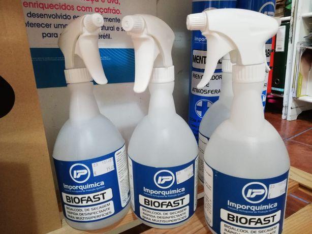 Biofast- Desinfectante de superfícies