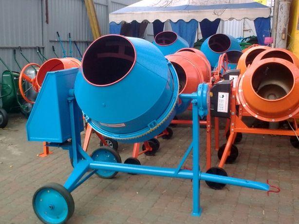 Бетономешалка BWA-320/200 А-ВИКТ 380V