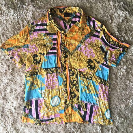 Camisa Vintage Barroco Homem - ASOS, Tamanho M
