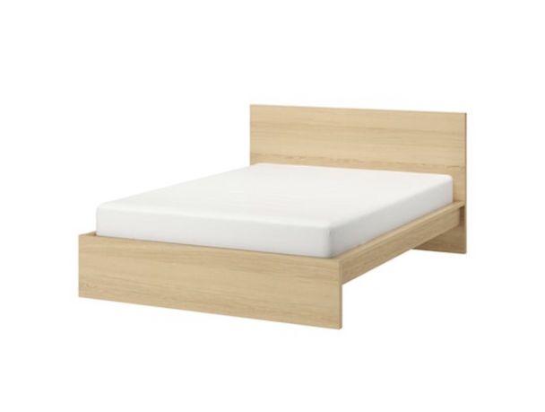 Łóżko Malm Ikea 160x200