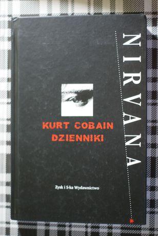 Dzienniki Kurt Cobain Nirvana