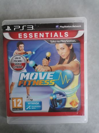 Gra ps3, Move fitness pl