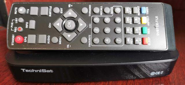 Tuner / Dekoder DVB-T TechniSat
