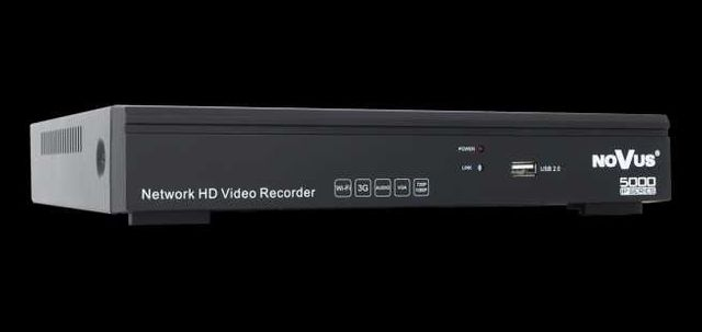 Zestaw do monitoringu IP Novus  3 kamery + Rejestrator