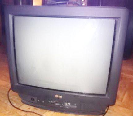 """Робочий телевізор LG CF-21F60K діаг. 21"""""""