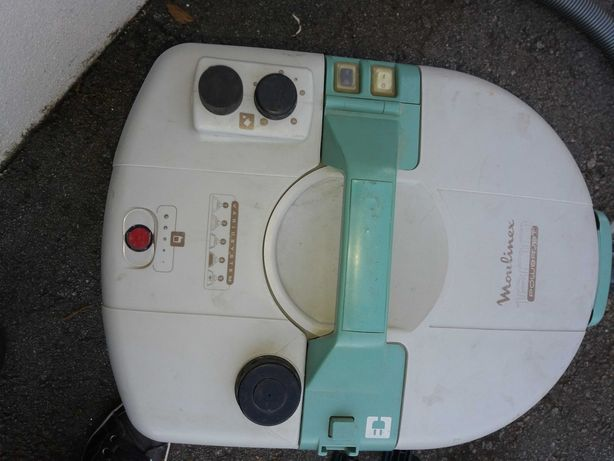 Vaporeta de lavagem a frio Moulinex