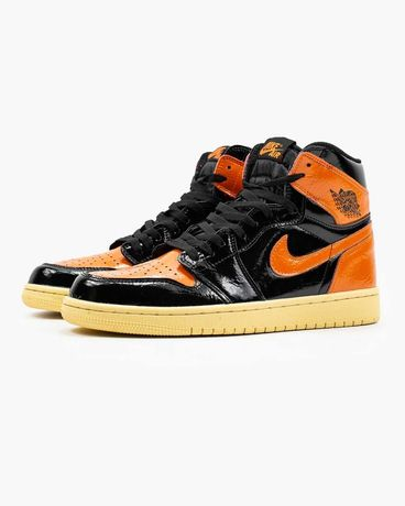 Кроссовки Nike Air Jordan Retro 1 High /Люкс качество