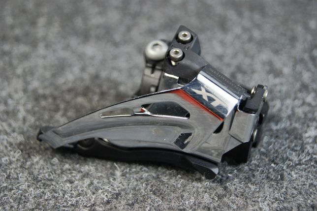 Przerzutka - SHIMANO DEORE XT - 11s - FD-M8025 - Obejma