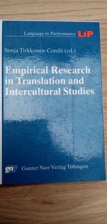 Empirical Research, Sonja Tirkkonen-Condit (ed.)