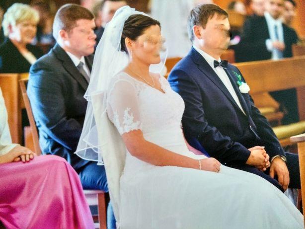 Suknia ślubna polskiej firmy ADORA.