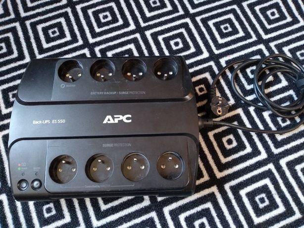 Zasilacz awaryjny UPS APC Back-UPS ES550