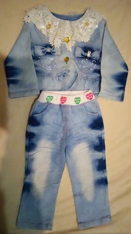 Ромперы carter's, джинсовый костюм, джемпер.Одежда для малышки.