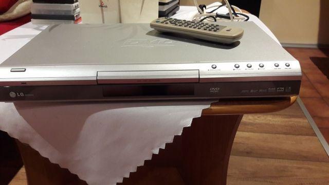 LG -odtwarzacz DVD